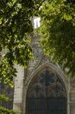 París 13, catedral de Notre Dame Fotos de archivo libres de regalías
