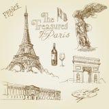París Fotografía de archivo