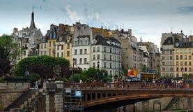 París - arquitectura francesa Fotos de archivo