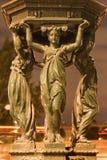París - bien en la noche imagen de archivo libre de regalías