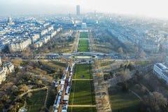 París de la tapa Fotografía de archivo libre de regalías