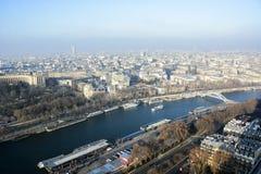 París de la tapa Foto de archivo libre de regalías