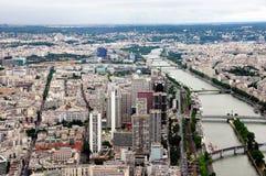 París de la torre Eiffel Imagenes de archivo