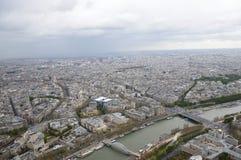 París de la torre Eiffel fotos de archivo
