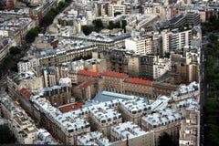 París. Del Montparnasse foto de archivo