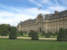 París - el Invalides imagen de archivo libre de regalías