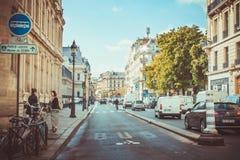 París en el resorte Imágenes de archivo libres de regalías