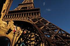 París Francia en Las Vegas fotografía de archivo