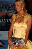 París Hilton Imagen de archivo