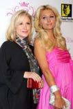 París Hilton, Kathy Hilton foto de archivo