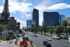 París Las Vegas, París Las Vegas, París Las Vegas, hotel y casino, París Las Vegas, zona metropolitana, ciudad, zona urbana de Pa fotos de archivo