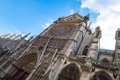 París Notre Dame 1 Fotos de archivo