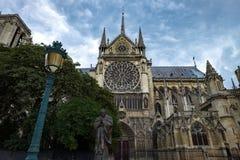 París Notre Dame 2 Fotografía de archivo