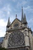 París Notre Dame 3 Fotos de archivo