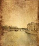 París pasada de moda Francia Foto de archivo