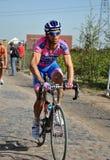 París Roubaix 2011 - Danilo Hondo Fotografía de archivo libre de regalías