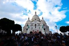 París Sacre Coeur 1 Imagen de archivo
