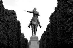 París, Simon Bolivar fotografía de archivo libre de regalías