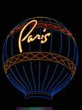 París Vegas Fotografía de archivo libre de regalías