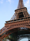 París - viaje Eiffel foto de archivo