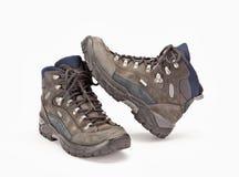 parę butów wędrownej Zdjęcie Stock
