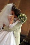 par att gifta sig nytt Royaltyfri Bild