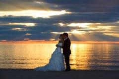 Par av älsklingar Fotografering för Bildbyråer