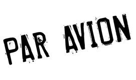 Par avion stamp Stock Image