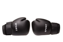 Par boxing gloves Royalty Free Stock Photos