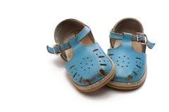 Par de sapatos foto de stock
