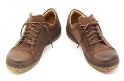 Par de sapatos Foto de Stock Royalty Free