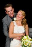par gifta sig nytt Royaltyfri Fotografi