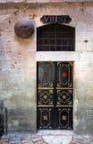 Par l'intermédiaire de Dolorosa, 7èmes stations de la croix, Jérusalem Images stock