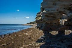 Par les roches images stock