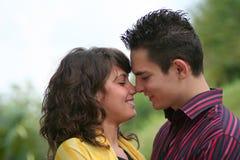 par młodych zdjęcia royalty free