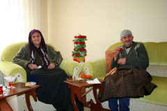 par returnerar gammalt Royaltyfri Bild
