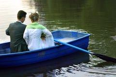 par som nytt att gifta sig arkivbild