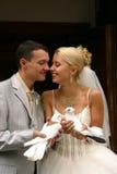 par som nytt att gifta sig Fotografering för Bildbyråer