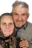 par starsze osoby Obrazy Royalty Free