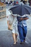 par tillsammans Royaltyfri Fotografi