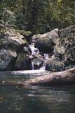 Paraíso calmo II fotografia de stock royalty free