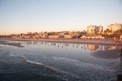 Paraíso costero meridional de California Fotos de archivo libres de regalías