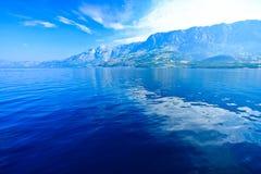 Paraíso croata fotos de archivo