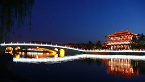 Paraíso da espiga de Xi'an Fotos de Stock Royalty Free