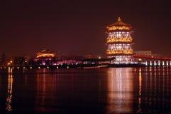 Paraíso da espiga de Xian   imagem de stock royalty free