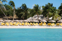 Paraíso da ilha de Pinel Imagens de Stock Royalty Free