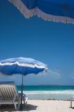 Paraíso 1 da praia Fotos de Stock Royalty Free