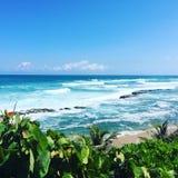 Paraíso da praia Imagens de Stock Royalty Free