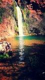 Paraíso de la cascada Imágenes de archivo libres de regalías
