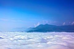 Paraíso de la montaña Fotografía de archivo